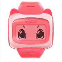 搜狗 糖猫 儿童电话手表 E1 学生 GPS 定位 搜狗智能儿童手表 红
