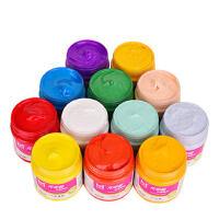 美邦水粉颜料套装18色24色36色42色初学者儿童学生用美术色彩颜料广告画颜料水粉画颜料工具箱套装100ml罐装