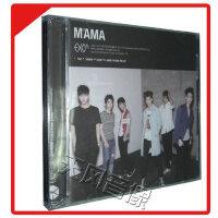 正版EXO-M《MAMA》 1st MINI ALBUM专辑CD 写真册 签名小卡