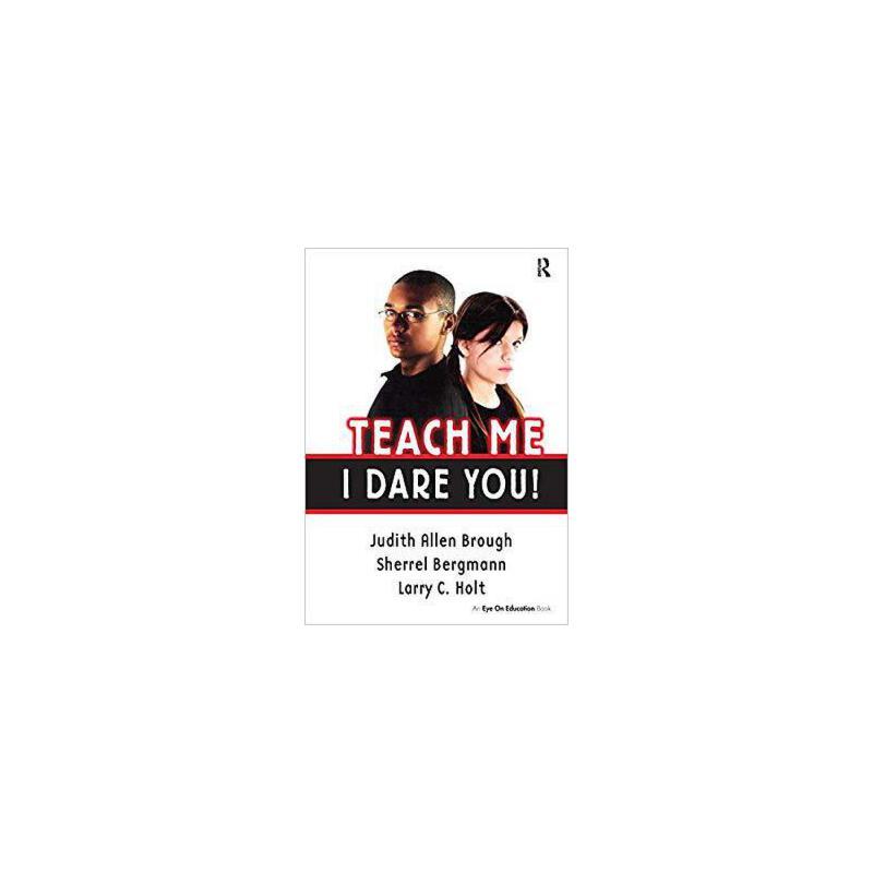 【预订】Teach Me, I Dare You! 9781138136281 美国库房发货,通常付款后3-5周到货!