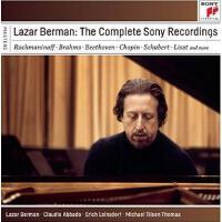 现货 拉扎尔 伯尔曼在索尼的录音全集 6CD
