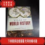[二手9新]ATLAS OF WORLD HISTORY Patrick Obrien / Oxford