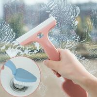 多功能瓷砖清洁缝隙刷玻璃刮墙面清洗刷卫生间去污刷地板刷