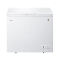 Haier/海尔 232升 单箱冷柜 家用商用卧式冷柜 家用冷藏冷冻转换柜 顶开门BC/BD-232HD