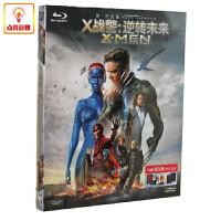 动画片 X战警 逆转未来 DVD 蓝光碟 BD50 赠限量明信片 海报
