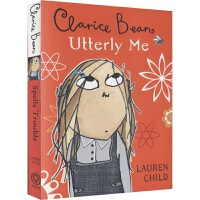 Utterly Me, Clarice Bean 小豆芽成长系列 我就是我 桥梁书章节书 查理与劳拉姊妹篇 爆笑成长校园
