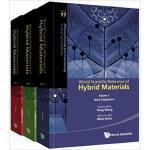 【预订】The World Scientific Reference of Hybrid Materials(In 3