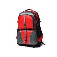 2018新款大容量双肩男女旅行包双肩背户外登山行李包多功能旅游实用 高53 宽39 厚20