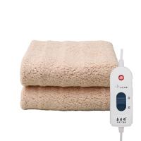 【好货优选】嘉若彤 电热毯水暖双人毯安全防水不上火电褥子加厚毛绒 150*120cm单控