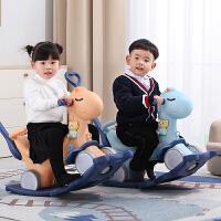 儿童摇马椅木马两用音乐多功能周岁礼物婴儿玩具溜溜车