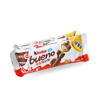 费列罗 Kinder 健达 缤纷乐牛奶榛果威化巧克力3条装 129克