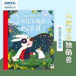 【预售】Once Upon a Unicorn Horn 9781786035899