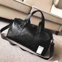 户外旅行大包男士圆筒手提包大容量飞机行李袋运动健身包