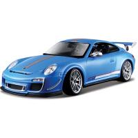仿真合金跑车模型 保时捷911车模型1:18 porscheGT3