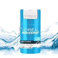 欧莱雅男士乳液水能保湿滋润乳补水保湿滋润润肤露面霜护肤霜正品