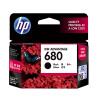 惠普HP 680 号 INK ADVANTAGE 黑色原装墨盒适用惠普HP 3638/3838/1112打印机