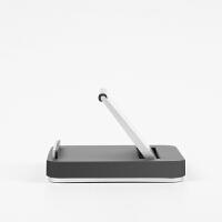 手机支架桌面懒人ipad平板电脑通用看电视直播支撑底座迷你小便携 黑色