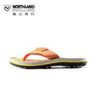 【顺心而行】诺诗兰NORTHLAND 春夏女士户外印花轻质便携沙滩鞋FS052204