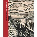 【预订】Edvard Munch: Love and Angst 9780500480465