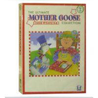正版现货 儿童超值套装系列3 鹅妈妈童谣终极精选集4CD星外星唱片