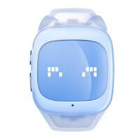 搜狗 糖猫 儿童电话手表 gps定位 T2 学生儿童女孩防水能打电话的手表 蓝