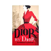 现货 英文原版 V&A 时尚透视系列:Dior by Dior 迪奥传记 迪奥笔记