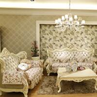欧式提花 夏季沙发垫四季布艺通用组合全盖全包沙发坐垫套罩欧式提花沙发垫