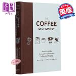 【中商原版】咖啡字典 英文原版 Coffee Dictionary Maxwell Colonna-Dashwood