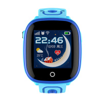 儿童电话手表防水学生手机多功能男孩女孩智能GPS定位