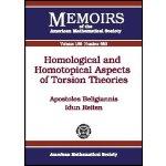 【预订】Homological and Homotopical Aspects of Torsion Theories