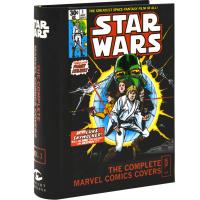 现货 星球大战 漫威漫画 封面艺术迷你书合集 卷一 英文原版 Star Wars: The Complete Marv
