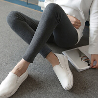 冬季新款加厚打底裤加肥加大码保暖小脚裤子