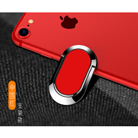 手机指环扣支架筘360度旋转锌合金金属平板电脑磁吸导航车载支架超薄防锈稳固支撑电镀手机壳
