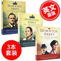现货 唐顿庄园 剧本1-3季全集 Downton Abbey Script Book 1-3 英文原版英剧剧本 电影原