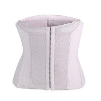 比瘦 产后收腹带可调节排扣束腰带收腹防卷边腰封薄款