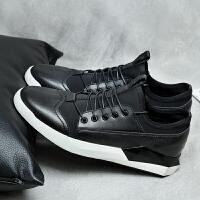 夏季运动休闲鞋韩版潮流白色男鞋子男潮鞋百搭小白鞋透气男士板鞋夏季百搭鞋