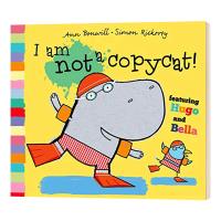 我不是模仿者 I Am Not a Copycat 英文原版 儿童英语绘本 英文版进口原版书籍 Ann Bonwill