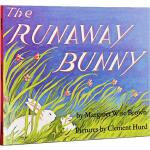 廖彩杏英文原版绘本3 6岁 The Runaway Bunny 逃家小兔 吴敏兰书单 同场加映