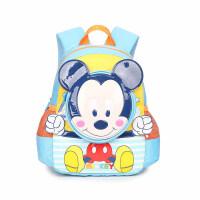 2018新款Disney米奇趣味儿童书包幼儿园1-3岁男孩宝宝背包4-6岁女童双肩包