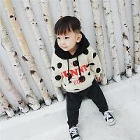 宝宝冬装男童上衣小童打底衫婴儿长袖儿童