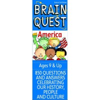Brain Quest America 智力开发系列:美国 ISBN9780761172390