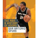 【预订】The NBA: A History of Hoops: San Antonio Spurs