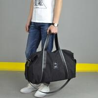 男士行李袋旅行包手提大容量行李包女士短途旅行手提袋旅游包防水 大