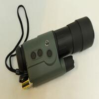 白俄罗斯育空河3.5X42/5x50红外线单筒数码夜视仪 可直接录像拍照自带储存卡 夜视望远镜