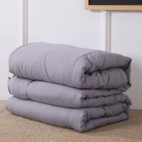 被子单人学生大豆纤维被水洗全棉被芯春秋冬被加厚保暖10斤