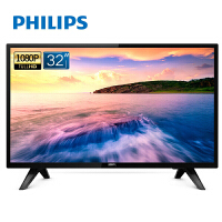飞利浦(PHILIPS)32PFF5893/T3 32英寸 1080P全高清 二级能效 海量应用 网络智能液晶电视机