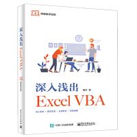 深入�\出Excel VBA Excel VBA�程 VBA格式排版文件管理窗�w�O�集合字典正�t表�_式Web信息提取�解