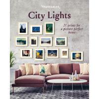 正版 FRAMEABLES: CITY LIGHTS (UK)装裱:城市之光 英文原版