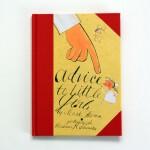 英文原版 马克・吐温给女孩们的幽默建议 精装绘本 Vladimir Radunsky插画 Advice to Litt