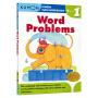 Kumon Math Workbooks Word Problems G1 公文式教育 小学一年级数学应用题练习册 思维训练教辅 6-7岁 儿童英文原版图书